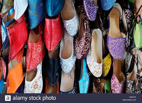 Marrakech Booties babouches and shoes marrakech morocco stock photo 39435400 alamy
