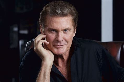 Hasselhoff Battles Boozing Reports david hasselhoff on his battle with booze and why he doesn