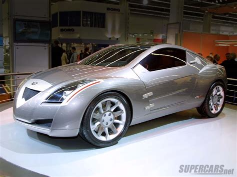 hyundai supercar concept 2001 hyundai clix concept review supercars net