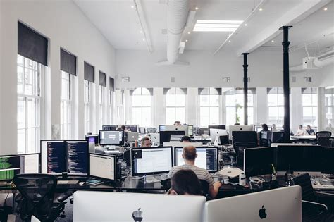 Ny Office by Inside Squarespace S New York City Headquarters Officelovin