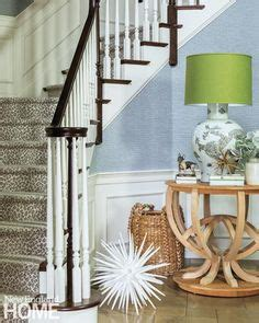 a colorful conversion new england home magazine staircases and entryways on pinterest new england homes