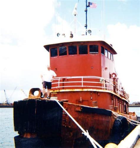 tugboat operator jobs tugboat operator lives far from work workweek