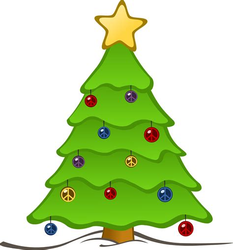 what is the sybolises cgristmas tree symbols clip clipart best