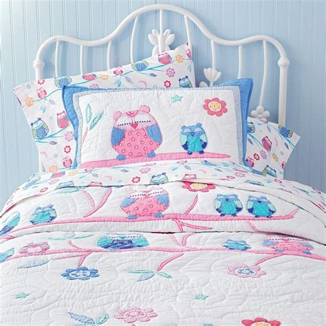 girls owl bedding owl bedding kid s room pinterest