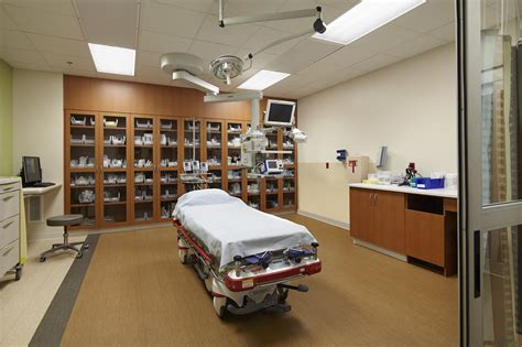 critical room critical access hospital and integrated clinic bwbr