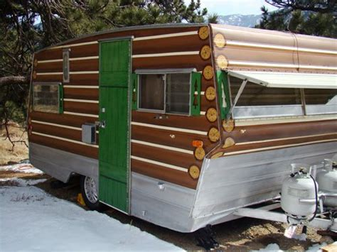 Log Cabin Travel Trailer by Log Cabin Trailer Trailers And Wagons