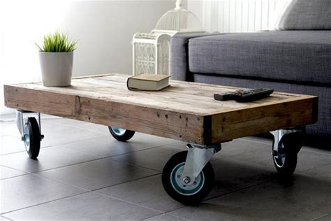 Coffee Tables On Wheels by Coffee Table Coffee Table On Wheels Industrial Coffee