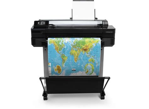 Plotter Hp Designjet T520 36in A0 1 hp t520 24in designjet eprinter a0 printer solutions