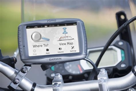 Garmin announces new z?mo sat navs   MoreBikes