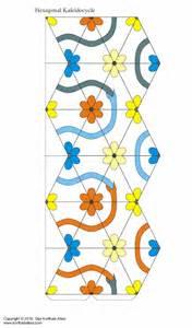 paper hexagonal kaleidocycles