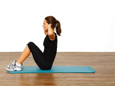 sit ups on bench sit ups bodyweight exercise strength training guide