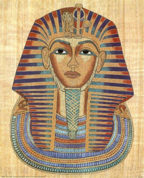 printable egyptian art egyptian king tut art print poster pharaoh ancient poster