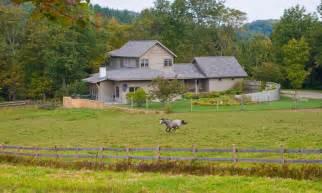 Farmhouse Ranch Vermont Residential Architects Waterbury Farmhouse