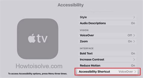5 steps to make your content accessible ed d educational leadership sf state how to turn on accessibility shortcut on apple tv 4k atv 4