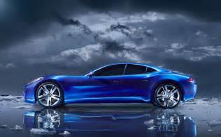 Electric Vehicles Karma Beautiful Electric Car The Fisker Karma My Car Heaven