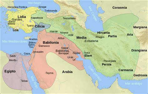 el oriente prximo en los pueblos iranios el origen de media y persia historiae
