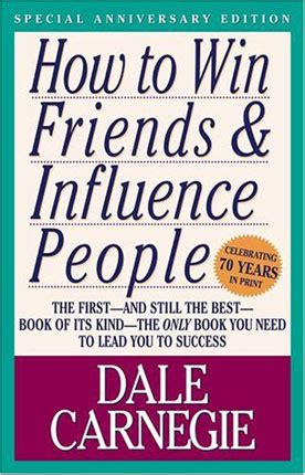 dale carnegie best books how to win friends and influence book review