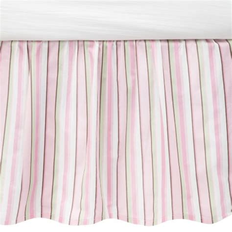 Brown Crib Dust Ruffle by Bed Skirts Dust Ruffles Carters Everyday Easy Dust Ruffle