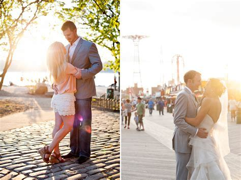 The Best Time of Day for Wedding Photos   NY Local Series