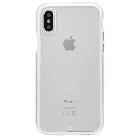 Swarosky Transparan Iphone 6 mate tough clear for apple iphone x 10 in clear