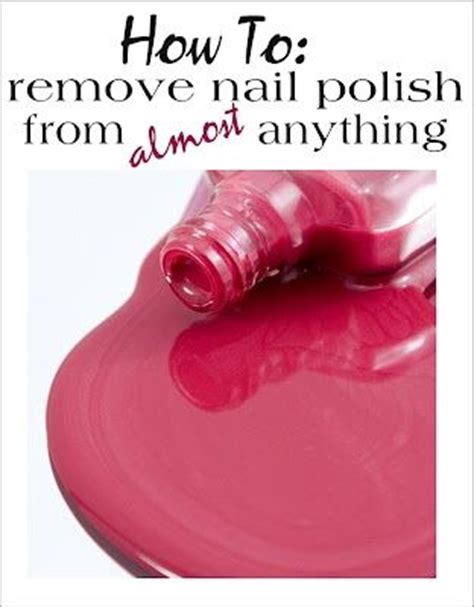 how to remove nail polish from couch best 25 nail polish spill ideas on pinterest nails plus