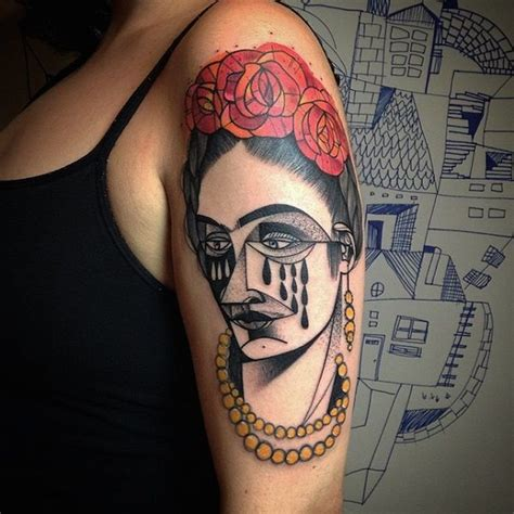 cubism tattoo cubist inspired tattoos cubist inspired