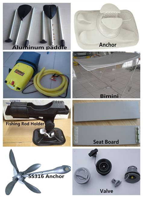 inflatable boats accessories cheap air valves inflatable boat fishing accessories buy