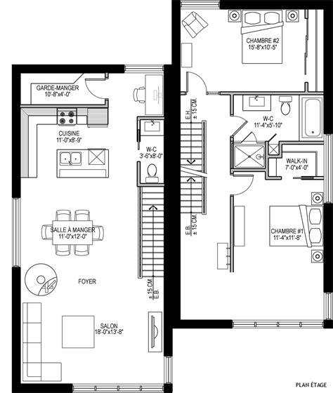small country house plans quot farmiliar quot forms plan maison jumele best drummond house plans country