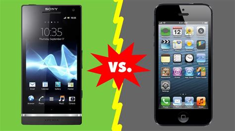 iphone or android android vs iphone which should you buy