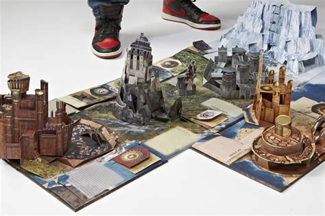 libro harry potter a pop up il libro pop up di game of thrones dottorgadget