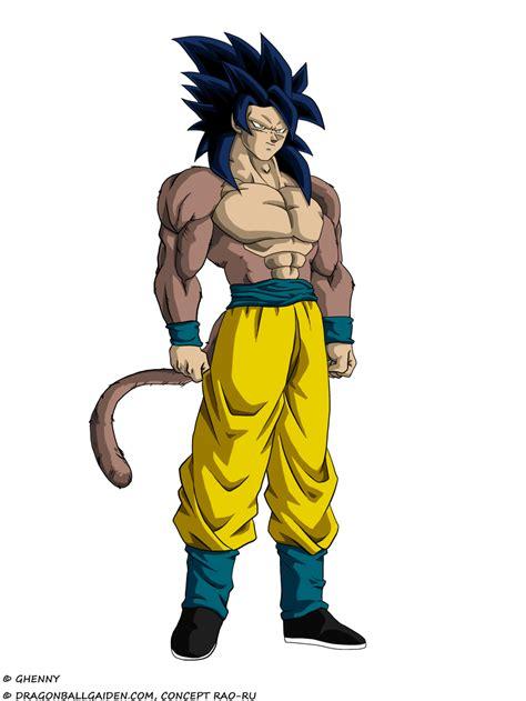 Pajangan Goku Saiyan 2 primal saiyan hitozaru 2 by dragonballgaiden on deviantart