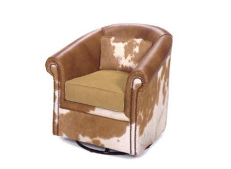 234 S Marshall Barrel Chair With Swivel Ohio Hardwood Leather Barrel Swivel Chairs
