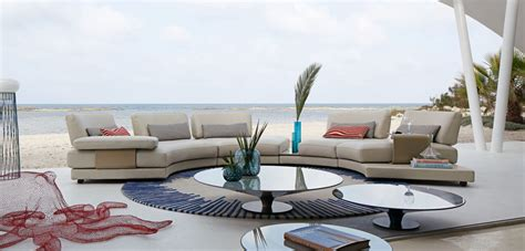 canapé rochebobois bay panoramic sectional roche bobois