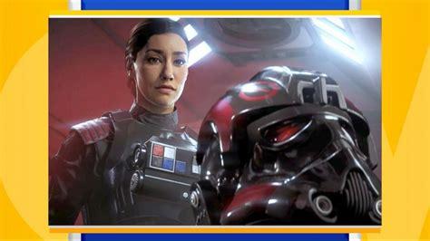janina gavankar video games janina gavankar dishes on her role in the new star wars