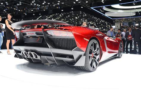 Lamborghini Aventador J Top Speed 2012 Lamborghini Aventador J Picture 441285 Car Review
