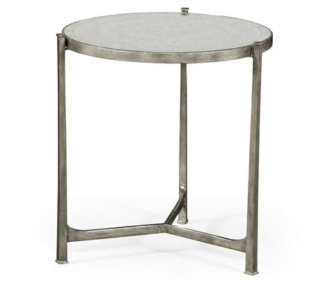 silver accent tables silver side table silver side tables silver side table