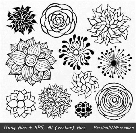 flower doodle ai best 20 flowers ideas on doodle