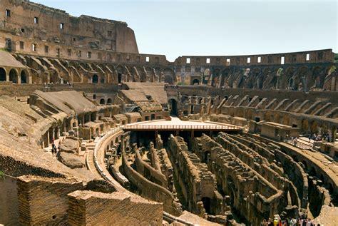 colosseo interno alla scoperta di roma senza glutine in tempo di giubileo