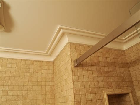 crown moulding in bathroom customized plaster moulding for bathroom traditional