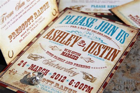 Western Wedding Invitations by Fancy Western Wedding Invitations 52 About Card Picture