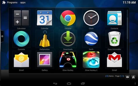 xbmc android xbmc for android