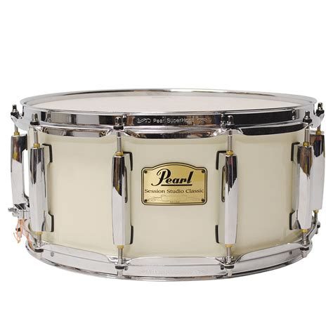 Pearl Ivory pearl session studio classic 14 quot x 6 5 quot antique ivory