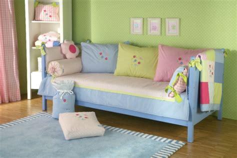 bordüre eule waldtiere babyzimmer design