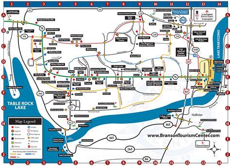missouri map branson branson mo attractions 2014 with happy memorial day 2014