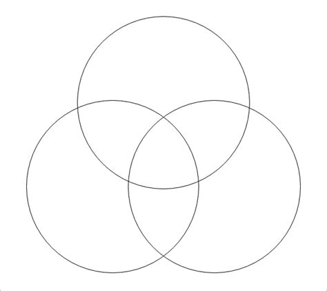 triple venn diagram templates 10 free word pdf format