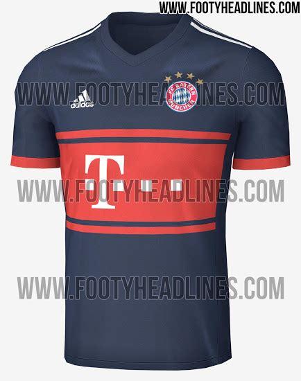 Bayern München T Shirt 1998 by Ausw 228 Rtstrikot Bayern M 252 Nchen 2017 18 Geleaked Goal