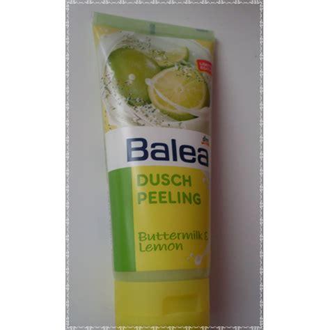 balea dusch test k 246 rperpeeling balea dusch peeling buttermilk