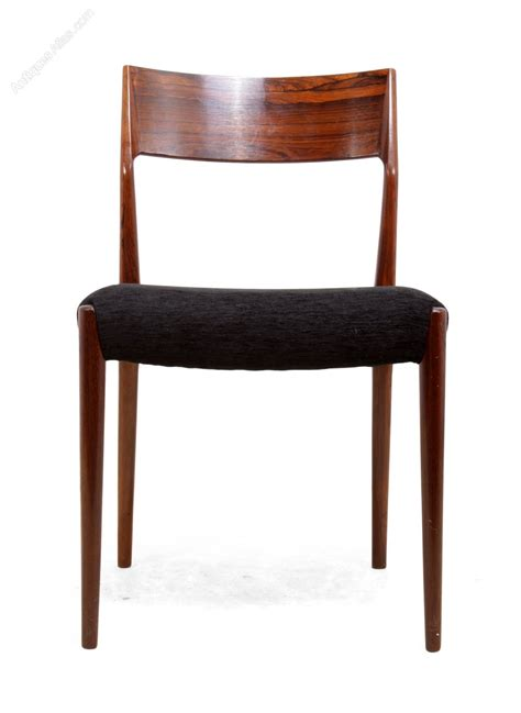 rosewood dining with 6 chairs antiques atlas mid century dining chairs set of six in