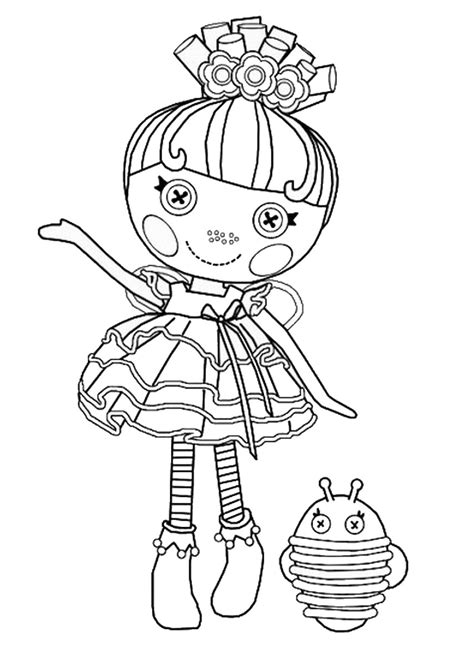 lalaloopsy coloring pages colouring pages 25 free printable coloring pages kids