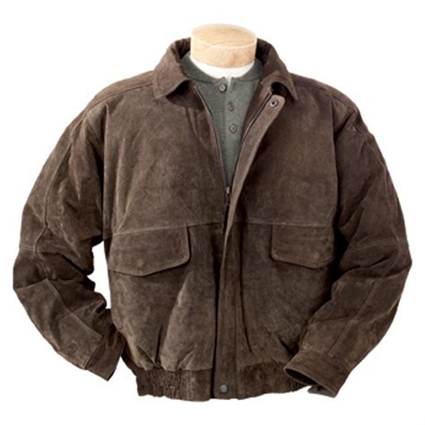 bomber jacket mens brown suede bomber jacket images